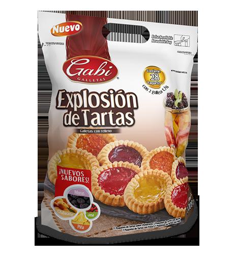 Explosión de Tartas