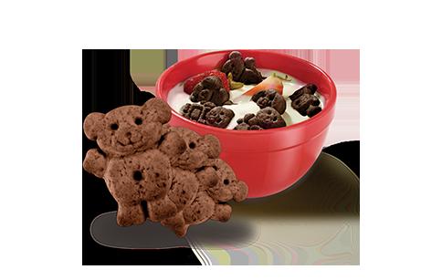 Teddy Chispas Chocolate